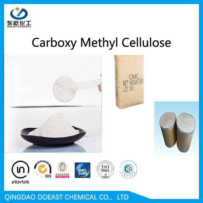 Food Grade CMC Carboxymethyl Cellulose Powder Beverage Thickener CAS 9004-32-4