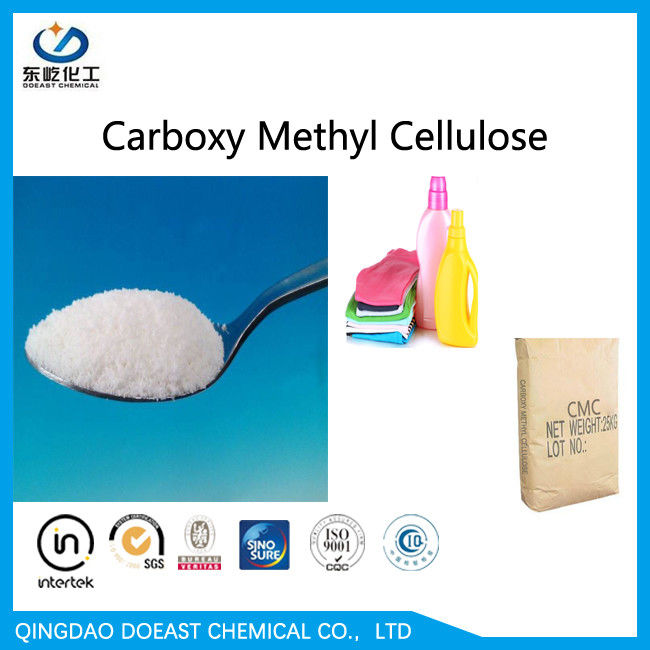 High Viscosity CMC Carboxymethyl Cellulose Industry In Detergent Powder CAS NO 9004-32-4